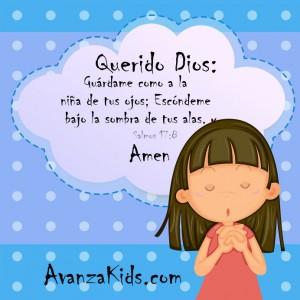 oracion para hoy niños