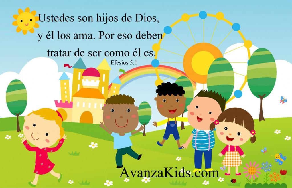 imagenes cristianas para niños con versiculos