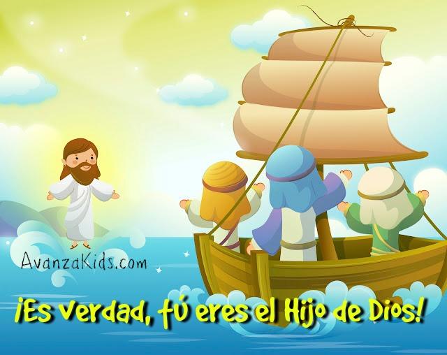 Imagenes Cristianas Para Ninos Jesus Avanza Kids