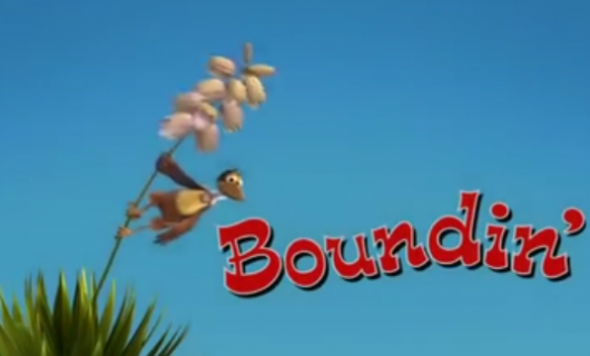 CORTO DE PIXAR – boundin – AUTOESTIMA