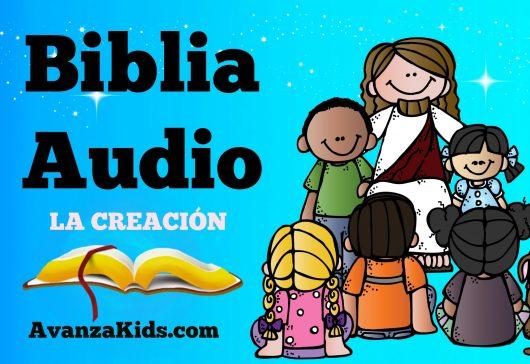 BIBLIA INFANTIL EN AUDIO